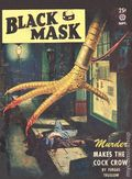 Black Mask (1920-1951 Pro-Distributors/Popular) Black Mask Detective Pulp Sep 1947