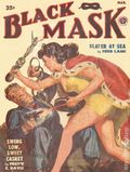 Black Mask (1920-1951 Pro-Distributors/Popular) Black Mask Detective Pulp Mar 1950