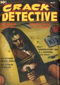 Crack Detective (1942-1949 Columbia) Pulp Vol. 3 #3