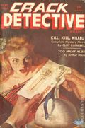 Crack Detective (1942-1949 Columbia) Pulp Vol. 6 #5