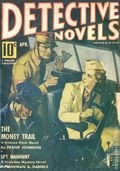 Detective Novels Magazine (1938-1949 Better Publications) Pulp Vol. 9 #2