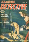 Famous Detective (1949-1956 Columbia Publications) Pulp Vol. 12 #6