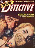 New Detective Magazine (1941-1953 Popular Publications) Pulp Vol. 16 #3