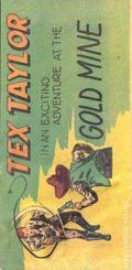 Tex Taylor Exciting Adventure at the Gold Mine (1949 Giveaway) NN