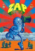 Zap Comix (1968 Apex Novelties) #4, 1st Printing