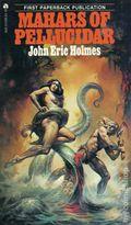 Mahars of Pellucidar PB (1976 Novel Ace Sci-Fi Classic) 1-1ST