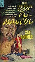 Insidious Dr. Fu Manchu PB (1961 Pyramid Novel) 1-1ST