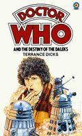Doctor Who PB (1973-1994 Target Novel Series) 21-REP