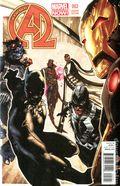 New Avengers (2013 3rd Series) 2B
