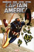 Captain America HC (2012 6th Series Collections) By Ed Brubaker 4-1ST