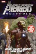 Avengers Assemble HC (2013 Marvel) By Brian Michael Bendis 1B-1ST