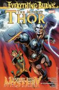 Mighty Thor/Journey Into Mystery Everything Burns HC (2013 Marvel) 1-1ST