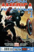 Captain America (2013 7th Series) 1F