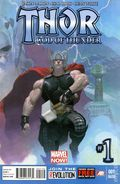 Thor God of Thunder (2012) 1F