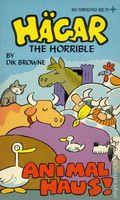 Hagar the Horrible Animal Haus PB (1981 Ace Tempo) 1-1ST