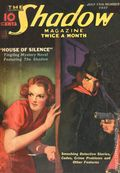 Shadow (1931-1949 Street & Smith) Pulp Jul 15 1937