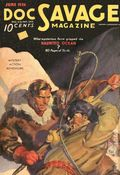 Doc Savage (1933-1949 Street & Smith) Pulp Jun 1936