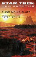 Star Trek New Frontier Blind Man's Bluff SC (2011 Gallery Books Novel) 1-1ST
