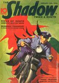 Shadow (1931-1949 Street & Smith) Pulp Jan 15 1938