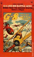 G-8 and His Battle Aces PB (1969 Berkley Medallion Edition) 4-1ST