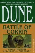 Dune The Battle of Corrin HC (2004 Novel) 1-1ST