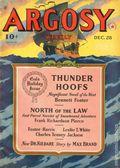 Argosy Part 4: Argosy Weekly (1929-1943 William T. Dewart) Vol. 304 #4
