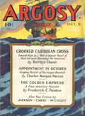 Argosy Part 4: Argosy Weekly (1929-1943 William T. Dewart) Oct 5 1940