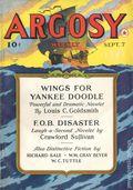 Argosy Part 4: Argosy Weekly (1929-1943 William T. Dewart) Sep 7 1940