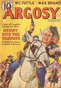 Argosy Part 4: Argosy Weekly (1929-1943 William T. Dewart) Dec 24 1938