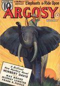 Argosy Part 4: Argosy Weekly (1929-1943 William T. Dewart) Apr 1 1939