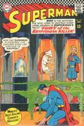 Superman (1939 1st Series) 195