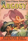 Argosy Part 4: Argosy Weekly (1929-1943 William T. Dewart) Oct 7 1939