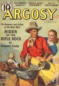 Argosy Part 4: Argosy Weekly (1929-1943 William T. Dewart) Apr 15 1939