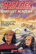 Star Trek The Next Generation Starfleet Academy SC (1993-1997 Novel) Young Readers 3-1ST