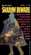 Shadow Beware PB (1965 Belmont Books Edition) 1-1ST