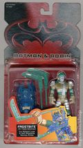 Batman and Robin Action Figure (1997 Kenner) ITEM#63858