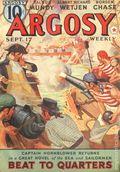 Argosy Part 4: Argosy Weekly (1929-1943 William T. Dewart) Vol. 284 #5