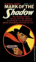 Mark of the Shadow PB (1966 Belmont Books Edition) 1-1ST