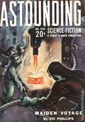 Astounding Science Fiction (1938-1960 Street and Smith) Pulp Vol. 22 #5
