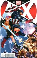 A Plus X (2012 Marvel Now) 4D