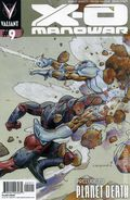 X-O Manowar (2012 3rd Series Valiant) 9SUB