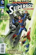 Superboy (2011 5th Series) Annual 1