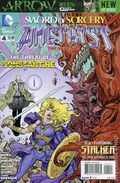 Sword of Sorcery featuring Amethyst (2012 DC) 4A