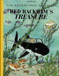 Adventures of Tintin Red Rackham's Treasure HC (2012 Facsimilie Edition) 1-1ST