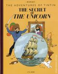 Adventures of Tintin The Secret of the Unicorn HC (2012 Facsimilie Edition) 1-1ST