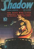 Shadow (1931-1949 Street & Smith) Pulp Oct 1 1938