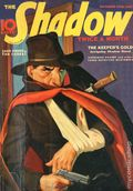 Shadow (1931-1949 Street & Smith) Pulp Oct 15 1937