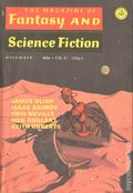 Magazine of Fantasy and Science Fiction (1949-Present Mercury Publications) Vol. 39 #6