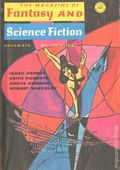Fantasy and Science Fiction (1949-Present Mercury Publications) Pulp Vol. 39 #5