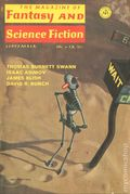 Fantasy and Science Fiction (1949-Present Mercury Publications) Pulp Vol. 39 #3